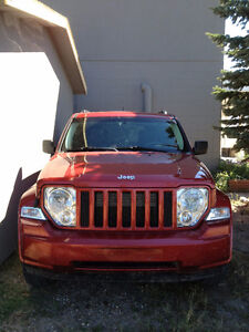 2009 Jeep Liberty (Just passed out of province inspection)