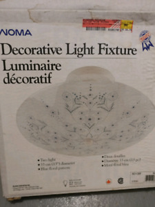 BNIB Light Fixture