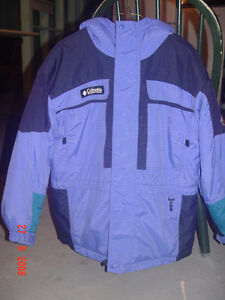 COLUMBIA girl's ski jacket