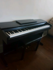 Brand new Yamaha electric piano