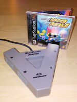 Speed Punks With 4 Player Adapter For The Original Playstation Ottawa Ottawa / Gatineau Area Preview
