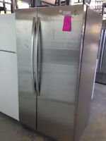 Stainless Fridge – Liquidation Priced – We Pay the HST!