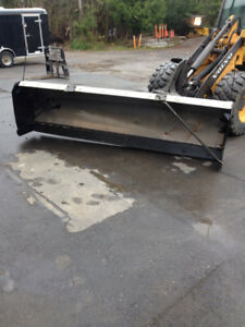 "9' Fisher Stainless Steel Plow! ""PRICE DROP"""