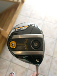 Cobra F7 3 Wood Stiff shaft