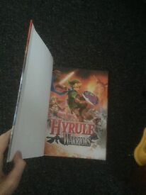 Hyrule Warriors Strategy Guide Hardback