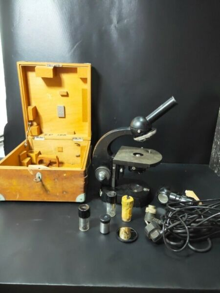 Collectibles Carl Zeiss Microscope for sale @$250 each