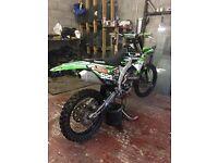 2011 kxf 250 need sold asap