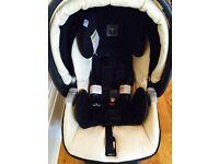 Recaro isofix infant car seat