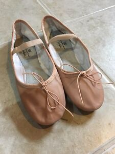 ABT Ballet Shoes (like new) ladies