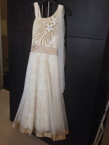 Extra fancy... Highly decorated Indian wedding/ceremony dresses! Cambridge Kitchener Area image 1