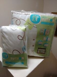 Nursing  Pillow, Changing Pad, Crib Bumper Pads