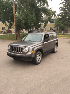 2011 Jeep Patriot 4x4. 87,000 kms. No accidents. Great shape.