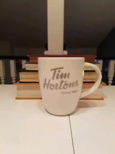 Tim Hortons Coffee Mug 2014 limited edition.