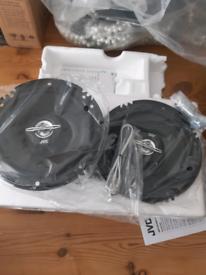 Jvc car speakers CS-j620x 300w