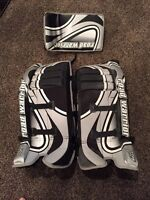 Road warrior pads and nlocker
