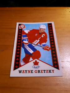 Carte hockey Canadian Tire Gretzky