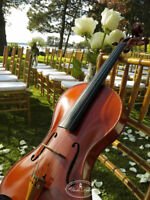 Montreal Wedding Musicians - string trio & quartet