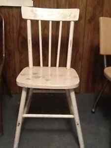 Vintage Woden Chair