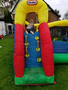 kids large jumping castle