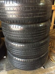 4 kumho 225/55/19 all season installation available