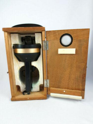Vintage HB-65G Gold Special Hand Bearing Compass Saura Marine Instruments Japan