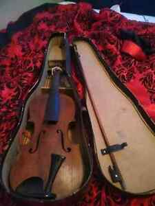 Vintage antonius stradivarius copy