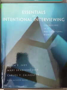 Essentials of Intentional Interviewing, 2nd Ed