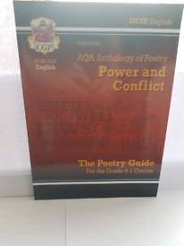 GCSE English Literature Power & Conflict Revison Guide
