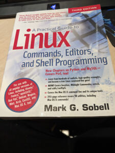 APractical Guide to Linux Commands Editors and Shell Programming