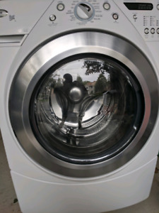 Whirlpool Washer *MINT* made and assembled in Germany