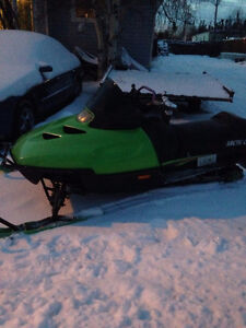 Trade for newer sled