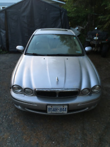 2002 Jaguar X-Type AWD 2.5L