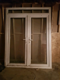 Double Glazed French doors
