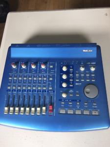 TASCAM US-248 Digital Audio Workstation Controller
