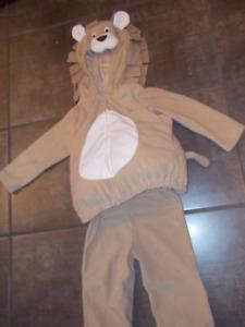Costume d'allowen pour enfant