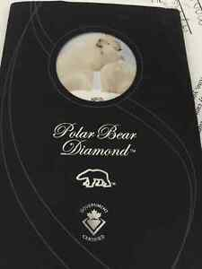 Polar Bear Diamond Engagement Ring Strathcona County Edmonton Area image 5