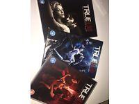 True Blood season 2-3 -4 DVD