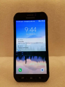SAMSUNG GALAXY S6 ACTIVE 32GB *UNLOCKED TO ALL CARRIERS* BLACK