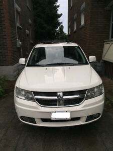 Fully loaded Dodge Journey