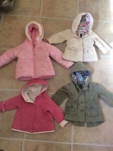 4 coats 12-18months