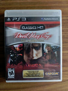 Devil May Cry HD Collection - PS3 (Brand New, Sealed)