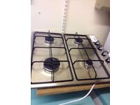 Graded new world gas hob