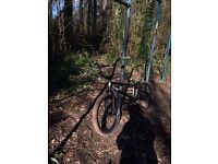 Bmx for sale or swap for mountain bike