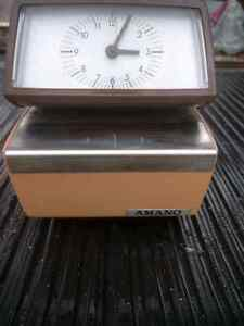 Punch/Time clock in good working order  75.00  OBO