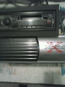 SONY Xplode 10 DISC CD RADIO