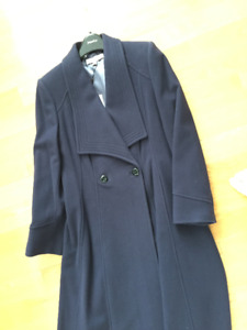 Manteau d'hiver neuf – femme – taille 10