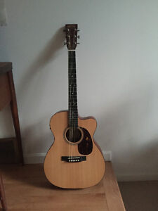 Martin 000C-16GTE Auditorium Guitar in OHSC