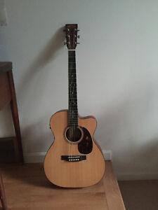 Martin 000C-16GTE Auditorium Guitar in OHSC
