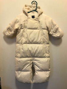 Baby Gap Snow Suit Down filled 0 - 3 month