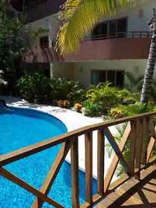 CONDO NATURA,Tulum, Mexico--closest condos to beach and town!